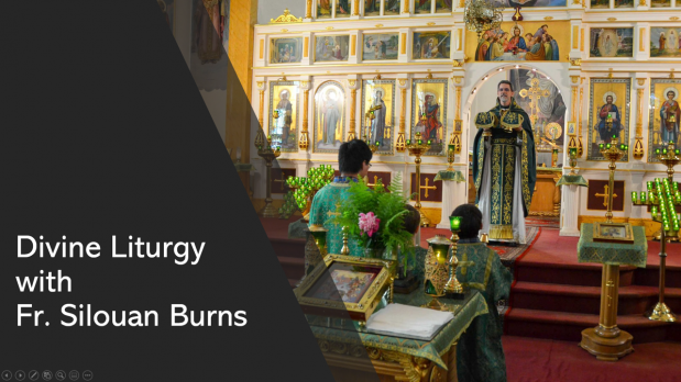 Fr. Silouan Burns